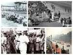 రాష్ట్రపతి భవన్ వద్ద గణతంత్ర దినోత్సవ వేడుకల సంబరాలు !!