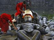 హర్శిల్ - శిలగా మారిన శ్రీమహావిష్ణువు !