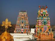 పంచ నారసింహ క్షేత్రం ... యాదగిరి గుట్ట !!