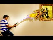 క్లిక్ ఆర్ట్ మ్యూజియం .. అద్భుతం !