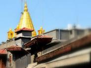 షిర్డీకి భక్తుల యాత్ర - శ్రీ సాయిబాబా నివాసం