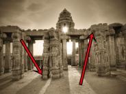 లేపాక్షిలో వ్రేలాడే స్థంభాన్ని నిర్మించిన బ్రిటిష్ ఇంజనీర్ ఎవరో తెలుసా?