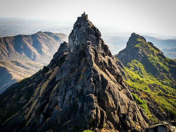 గిర్నార్ - దేవతల కొండలు !