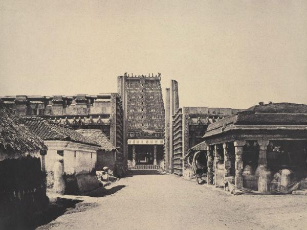 మీరు చూడని మదురై ఆలయం .. దృశ్యాలలో !