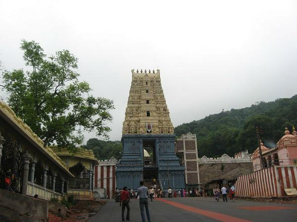 Image result for సింహాచలం అప్పన్న ఆలయం