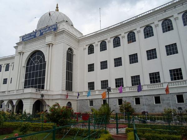 సాలార్ జంగ్ మ్యూజియం, హైదరాబాద్ !!