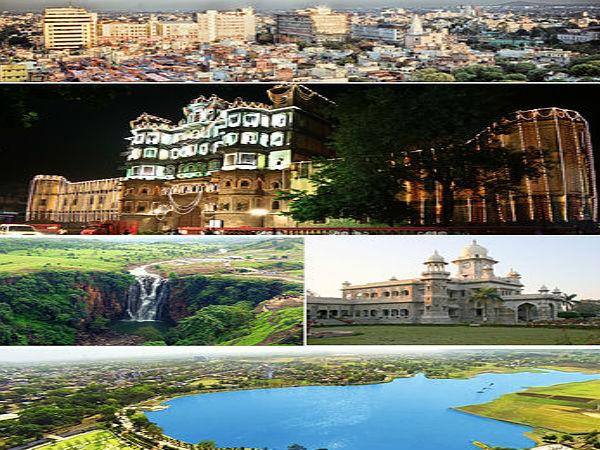 ఇండోర్ - మధ్య ప్రదేశ్ యొక్క హృదయ భాగం !!