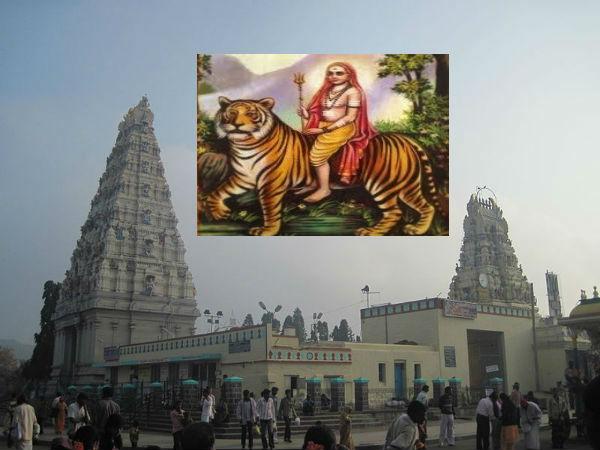 మలై మహదేశ్వర స్వామి ఆలయం, చామరాజనగర్ !!