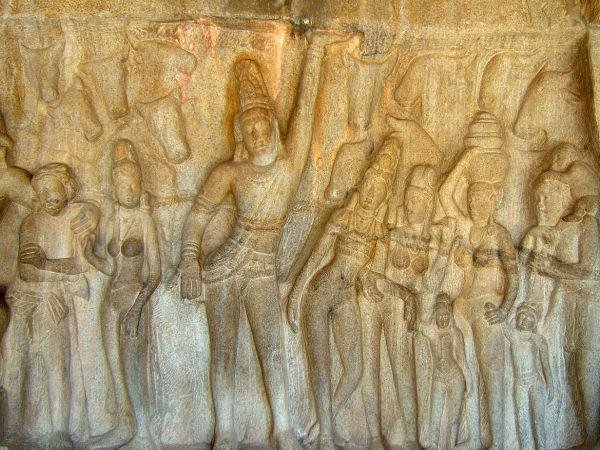 మహాబలిపురంలో గల కృష్ణుడి గుహ దేవాలయం సందర్శించండి