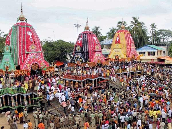 Image result for పూరీ జగన్నాథ్ ఆలయం