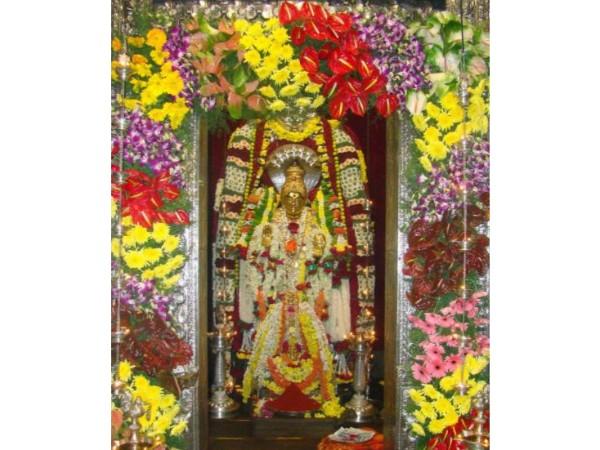 ప్రకృతి రమణీయ సౌందర్యాలు వెల్లివిరిసే అన్నపూర్ణేశ్వరీ దేవి ఆలయం