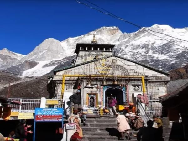 21,467 అడుగుల అత్యంత ఎత్తులో గంగోత్రి జాగేశ్వర్ ఆలయం !