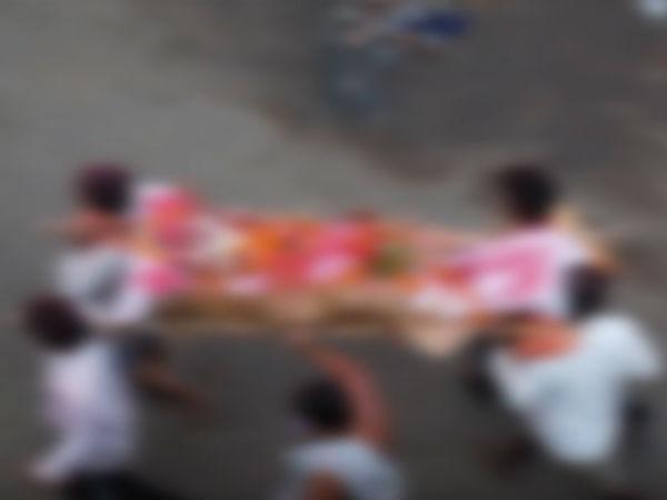 కర్ణాటకలో చనిపోయిన యువకుడు మరలా లేచి కూర్చున్నాడు