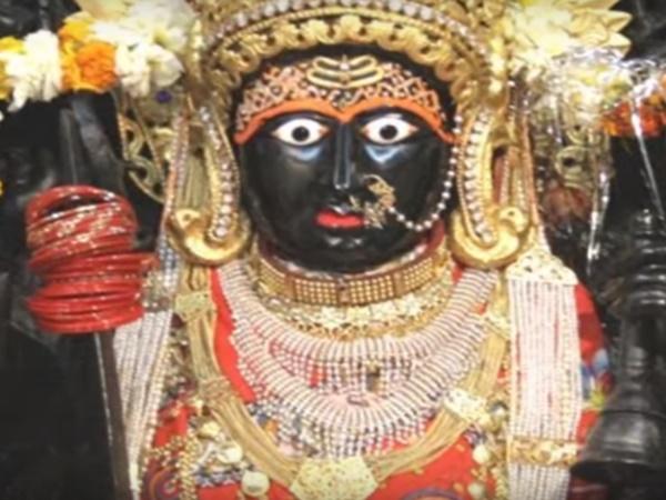 బీహార్ లో 400సం క్రితం నిర్మించిన రాజరాజేశ్వరి బాలాత్రిపుర సుందరీ దేవి దేవాలయం