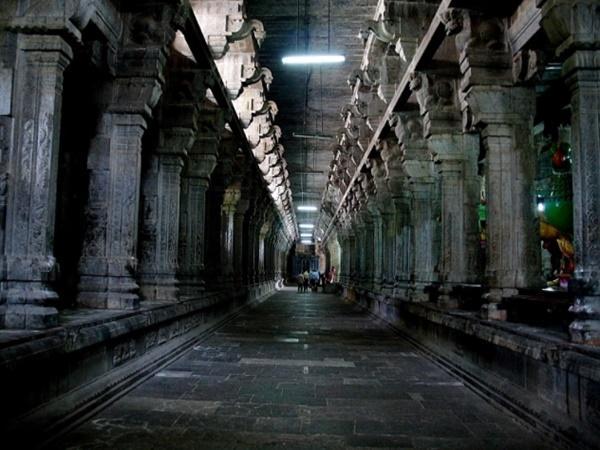 కాంచీపురంలోని ఏకాంబరేశ్వర దేవాలయం చూసి తరించండి