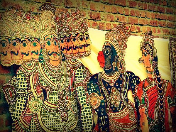 Image result for రంభతో శృంగారం చేసిన రావణుడు