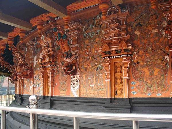 వైకోం మహాదేవ దేవాలయం, కేరళ