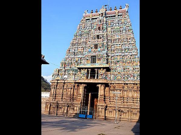 పూజ్ముడిర్కోలై మురుగన్ హిందూ దేవాలయం