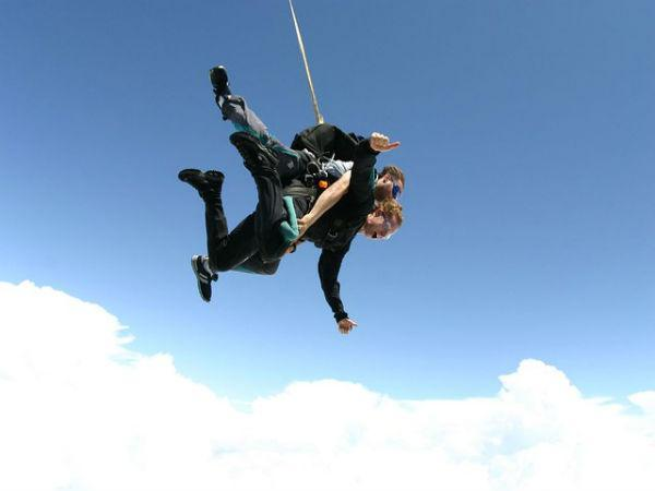 Skydiving in India: Best Places for For Flying In The Air