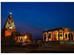 Brihadeswara Temple An Epitome Chola Power Grandeur