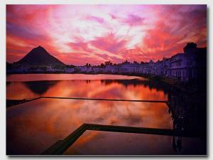 India Tourist Places Famous Sun Sets Sun Rises