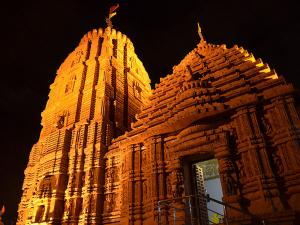 The Jagannath Temple Puri Odisha