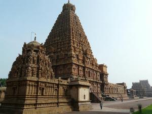 Travel Famous Pilgrim Centre Thanjavur