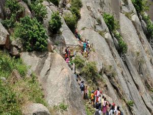 Places Visit Shivagange Karnataka
