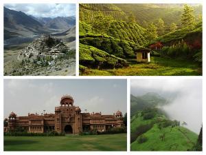Best Places Visit India August