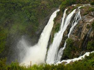 Places Visit Shivanasamudra Karnataka