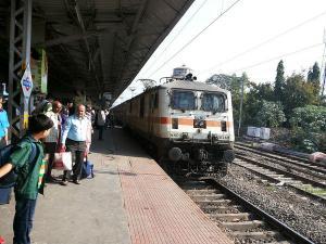 Train Journey From Hyderabad Vizag Godavari Express