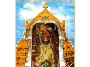 Kasapuram One Eye Hanuman Temple In Andhra Pradesh