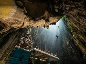 Amazing Mysterious Caves India