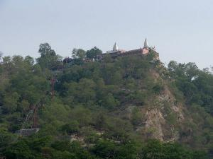 Hill Top Temples Goddess Durga India