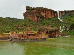 Badami The Capital Of Chalukya Dynasty