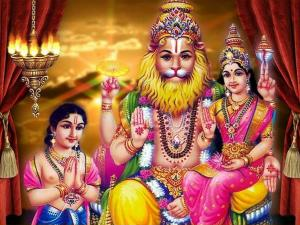 Famous Laxmi Narasimha Swamy Temples In Andhra Pradesh