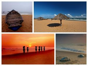 Offbeat Beaches In Odisha