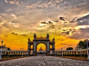 Mysore Palace Photo Tour 000993 Pg