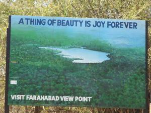 Farahabad View Pont Mahaboobnagar Telangana Tourism