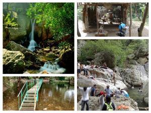 A Trek To Ubbalamadugu Tada Falls Near Srikalahasti