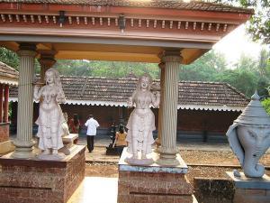 Vinayaka Idol Changes Color Keralapuram