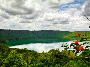 Worlds Third Largest Crater Lonar Maharashtra