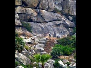Barabar Caves Architectural Beauty Gaya Bihar