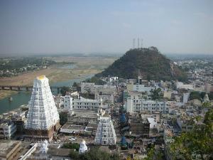 Places Visit Holy Place Kalahasti Andhra Pradesh