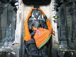 Lord Shiva Open Third Eye Mayiladuthurai Tamil Nadu