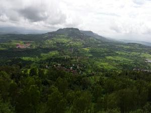 Panhala Hill Station Maharashtra Tourism