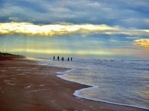 Suryalanka Beach Andhra Pradesh