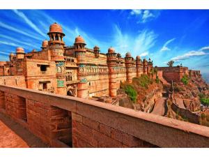 Gwalior The Capital City Of Madhya Pradesh