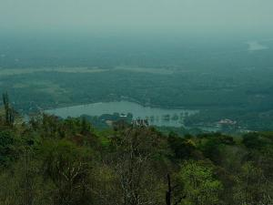 Malayattoor The Meeting Place Mountain River