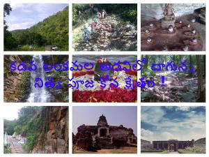 Nitya Puja Kona The Hidden Temple Of Lord Shiva In Kadapa Forest Area